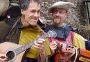 Mittelalterliche Musiker und Minnesänger in Massenheim