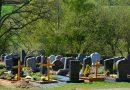 Standsicherheit der Grabsteine wird überprüft