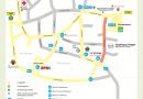 Änderung der Verkehrsführung anlässl. des Hochheimer Weinfestes