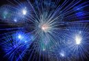 Gala-Barock-Feuerwerk zum Jubiläums-Weinfest