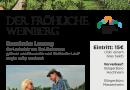 """""""Der fröhliche Weinberg"""" – Carl Zuckmayers Stück wird in Massenheim als Lesung aufgeführt"""