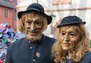 Maskentreiben findet statt