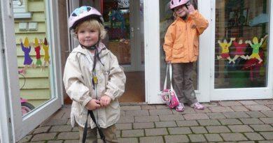 Kinderbetreuung in den städtischen Kitas Hochheim