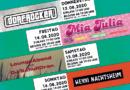 Hochheimer Konzerttage vom 13.8. – 16.8.2020 mit Abstand am Besten!