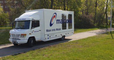 Mainova Mobil kommt nach Hochheim