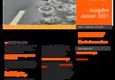 Fahrradkurier Januar 2021: Hochheim und Flörsheim hinken nach
