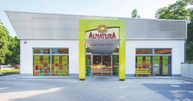 Alnatura kommt nach Hochheim – Eröffnung im Juni 2021 – Filialnetz im Rhein-Main-Gebiet wird verdichtet