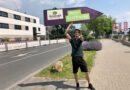 Sign Spinning in Hochheim