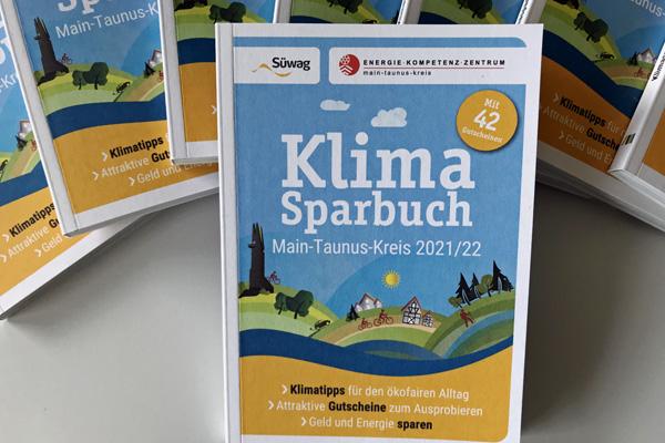 Neues MTK-Klimasparbuch im Hochheimer Rathaus erhältlich